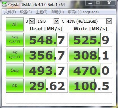 三星840 EVO SSD硬盘测试